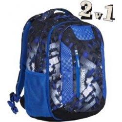 Explore Batoh 2v1 Lian Mix modrá