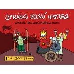 Grada Opráski sčeskí historje