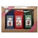 Botanico Dárkový set vánočních čajů 3 x 70 g