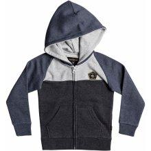 Quiksilver Big Logo Hood Youth navy blazer heather 68d3b5a83e