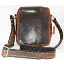 Leather Premium BEORIGINAL kožená crossbody taška 86dd219cfa7