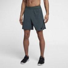 Nike Pánské tréninkové šortky FLEX green