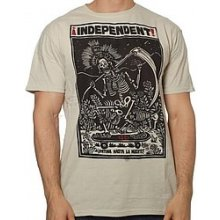 Independent Independiente vintage white