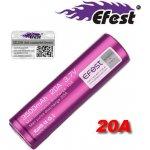 Efest baterie typ 18650 3500mAh 20A! V1 IMR