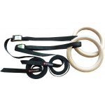 POWER SYSTEM GYMNASTIC WOODEN RINGS