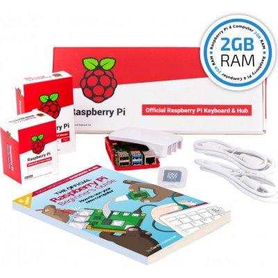 Raspberry Pi 4 Model B 2GB Desktop Kit