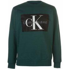 Calvin Klein Jeans Mono Crew Sweater June Bug