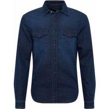 Pepe Jeans Košile  JEPSON  modrá džínovina 4f07d11f0c