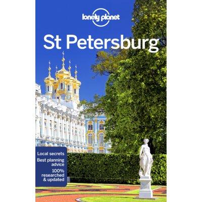 Petrohrad (St Petersburg) průvodce 8th 2018 Lonely Planet