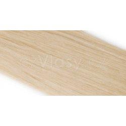 czVlasy.cz Asijské vlasy na metodu TAPEX odstín 613 Délka  65 cm ... 58055287c5