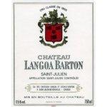 Langoa Barton Langoa Barton 3e Grand Cru Classé červené 2009 0,7 l