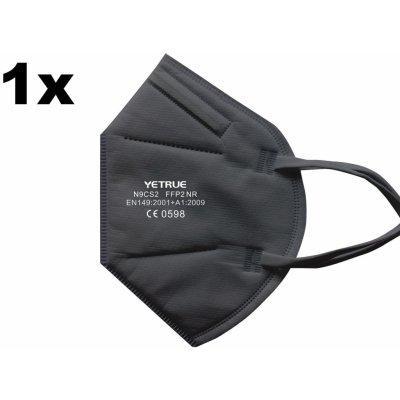 AN RAN AR-N2 respirátor FFP2 NR Černý