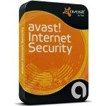 Avast Internet Security 1 lic. 2 roky (AAIEN24EXXA001)