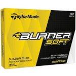 TaylorMade balls Burner Soft 2-plášťový 3ks