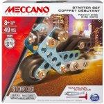 Meccano Set pro začátečníky Mini bike