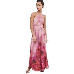 0308a1e2dd3 Little Mistress dlouhé maxi šaty s květy růžová alternativy - Heureka.cz