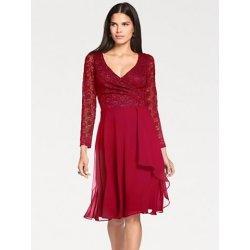 8e1a014bd1c5 Položit otázku Ashley Brooke by heine krajkové šaty s flitry červená ...