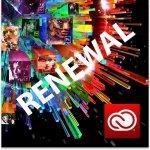 Adobe CC ALL APPS MP ML (+CZ) EDU RENEWAL PriceLock (BTS) L-4 100+ NAMED (12 mesiacov)