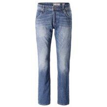 d47a486814 Mustang pánské jeans 1004712 Michigan Straight 313 modrá