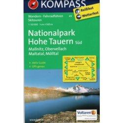 Kompass 49 Np Hohe Tauern Vysoke Taury Jih Mallnitz Obervellach 1