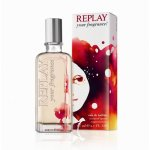 Replay Your Fragrance! for Her toaletní voda 1 ml vzorek