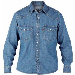 5a61928add5 Duke košile pánská Western Style Denim shirt riflová Jeans od 800 Kč ...