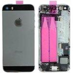 Kryt Apple iPhone 5S zadní šedý