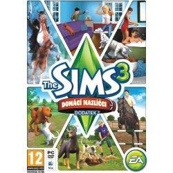 THE Sims 3 Domácí mazlíčci (Limited Edition)