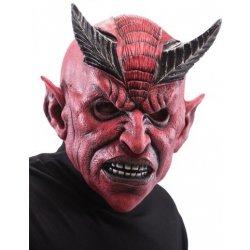 Carnival Latexová maska čerta od 476 Kč - Heureka.cz 28a831d09f