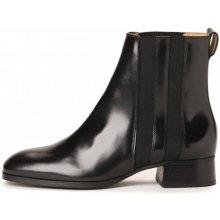 Gant dámská kotníčková obuv Sally černé