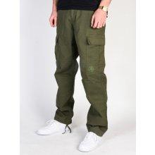 Element Kalhoty Legion Recycled Moss Green