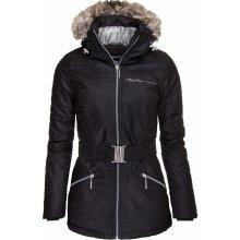 Alpine Pro dámská bunda MEMKA černá