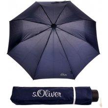 S´oliver Deštník skládací s.Oliver Fruit-Cocktail 70801SO300 - tm. modrý
