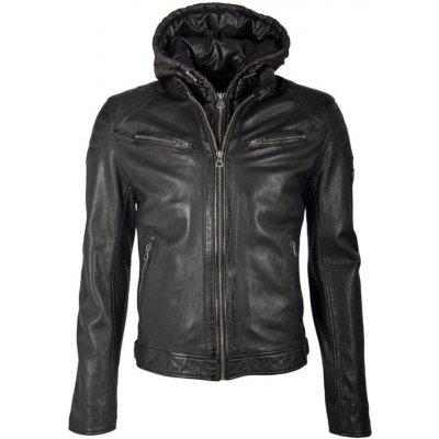 Gipsy pánská kožená bunda Garren černá
