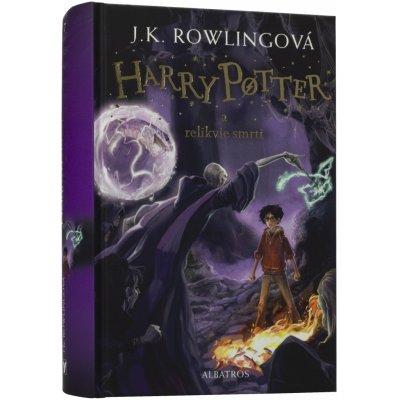 Harry Potter a relikvie smrti - J.K. Rowling, Jonny Duddle ilustrácie
