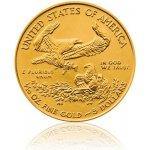 Eagle Česká mincovna Zlatá investiční 1 10 Oz mince 5 USD American stand 3,39 g
