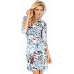 bd54db7c6505 Společenské šaty krátké s květovaným motivem od 1 079 Kč - Heureka.cz