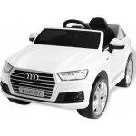 vidaXL elektrické dětské auto Audi Q7 bílé 6 V