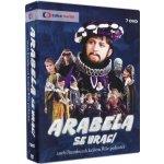 Arabela se vrací aneb Rumburak králem Říše pohádek DVD