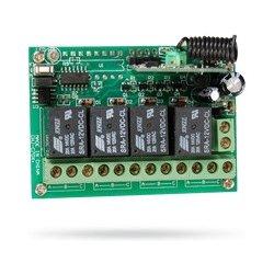 Domovní alarm Univerzální dálkové ovládání KL-412 na 12V