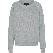 9cc313997 Pepe Jeans dámská šedá mikina Cameron 933