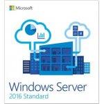 HP Microsoft Windows Server 2016 (16-Core) Std ROK CZ SW OEM (871148-221)