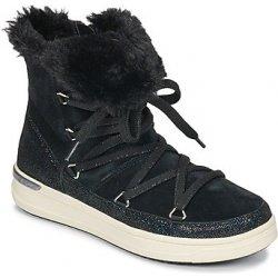 Dětská bota Geox Zimní boty Dětské J AVEUP GIRL černá 1c5cd23d2d