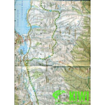 122 Nizke Tatry Chopok Turisticka Mapa 1 50t Heureka Cz