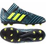 Adidas Nemeziz 17.3 FG modrá/černá