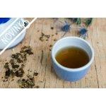 mamacoffee zelený čaj s ananasem a mangem sypaný 80 g