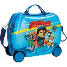 JOUMMABAGS Dětský kufřík na kolečkách Paw Patrol