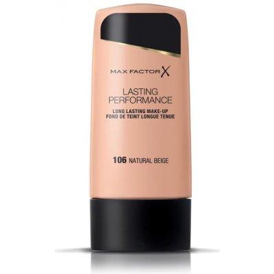 Max Factor Lasting Performance tekutý make-up 106 Natural Beige 35 ml