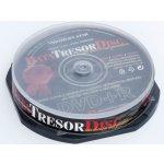 DataTresor Northern Star DVD+R 4,7GB 4x, cakebox, 10ks (DTDCJSPDCAKE10)