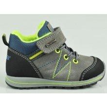 e687c9e7d38 Primigi Chlapecké zateplené boty - šedé